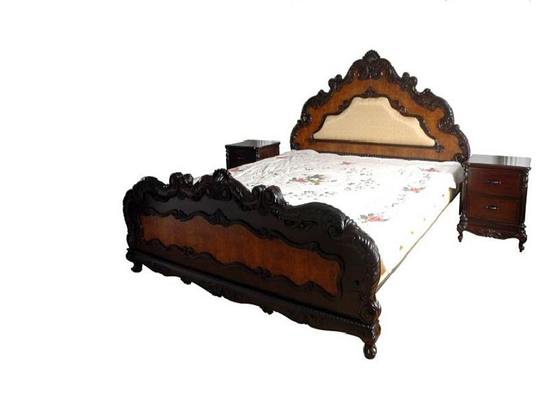 法式大床3件套